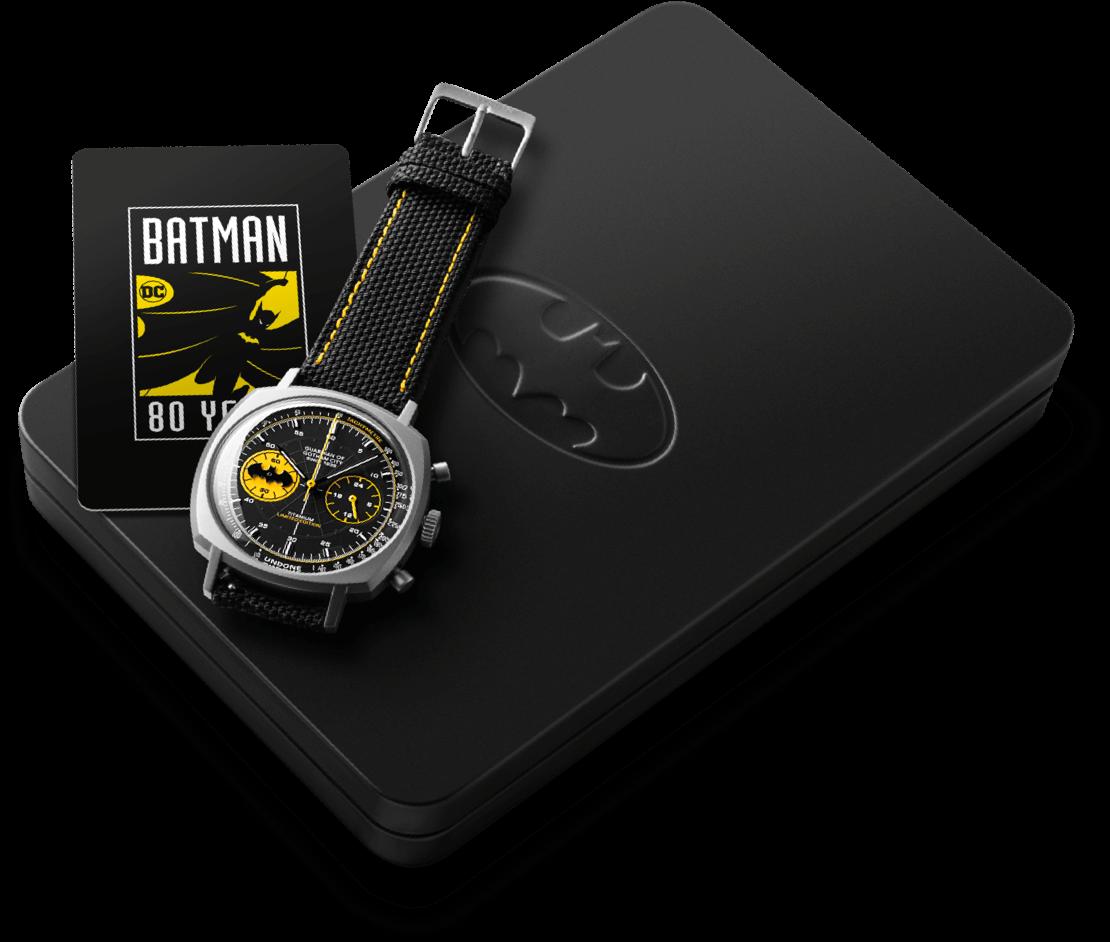 batman packaging
